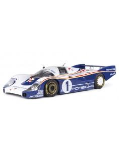 Solido - S1805501 - Porsche 956LH Winner 24H Le Mans 1982  - Hobby Sector