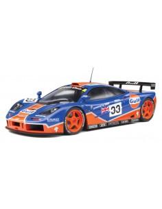 Solido - S1804101 - McLaren F1 GTR Short Tail 24H Le Mans 1996  - Hobby Sector