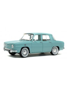 Solido - S1803601 - Renault 8 Major Bleu Clair 1967  - Hobby Sector