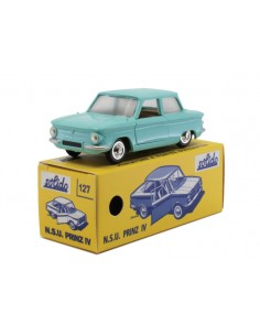 Solido - S1001271 - NSU Prinz IV Turquoise  - Hobby Sector