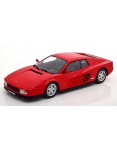 KK Scale - KKDC180511 - Ferrari Testarossa 1986  - Hobby Sector