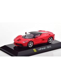 Altaya - magSLaferrari - Ferrari LaFerrari 2013  - Hobby Sector