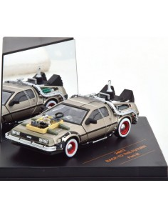 Sunstar - 24013 - DMC Delorean Back To The Future Part III  - Hobby Sector