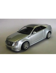 Cadillac CTS coupe 2010 - Silver