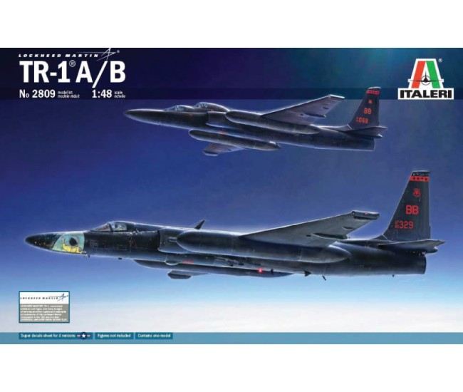 Italeri - 2809 - Lockheed Martin TR-1A/B  - Hobby Sector