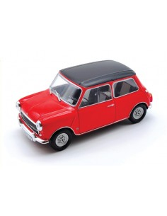 Altaya - mag24Mini - Authi Mini Cooper 1300 1973  - Hobby Sector