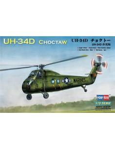 Hobby Boss - 87222 - UH-34D Choctaw  - Hobby Sector