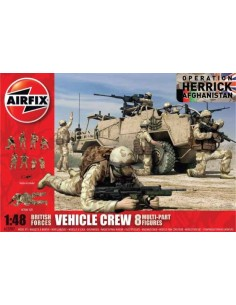 Airfix - British Forces Infantry Patrol