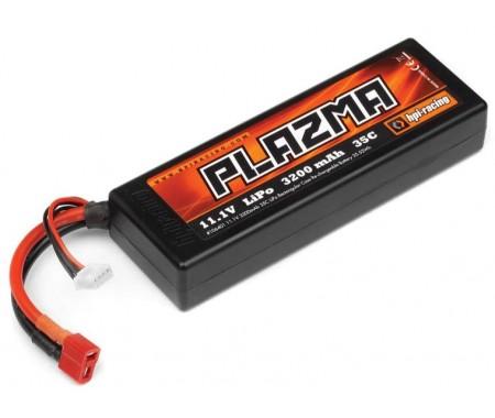 HPI-Racing - 106401 - 11,1V 3200mAh 3S LiPo 35c Plasma - Deans Plug  - Hobby Sector