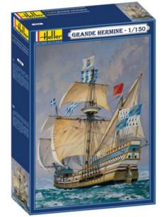 Heller - 80841 - Grande Hermine  - Hobby Sector