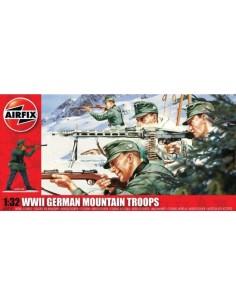 Airfix - WWII German Mountain Troops