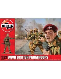 Airfix - WWII British Paratroops