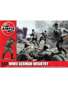 Airfix - WWII German Infantry