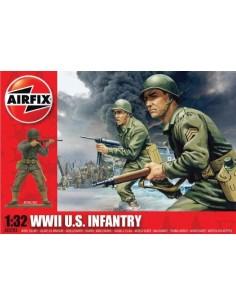 Airfix - WWII U.S. Infantry