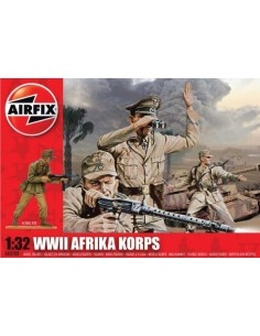 Airfix - WWII Afrika Korps