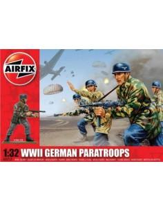 Airfix - WWII German Paratroops