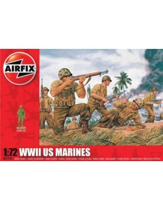 Airfix - WWII US Marines