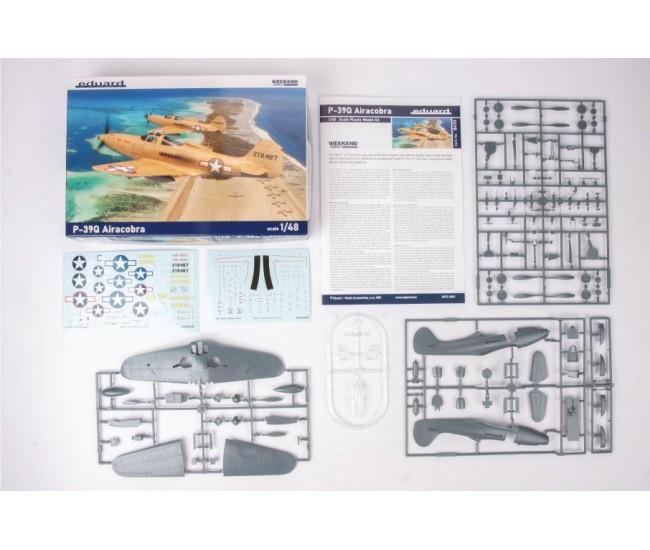 Eduard - 8470 - P-39Q Aircobra - Weekend Edition  - Hobby Sector