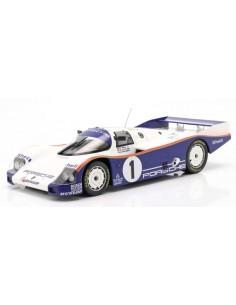 Norev - 187400 - Porsche 962 C Winner Le Mans 1986  - Hobby Sector