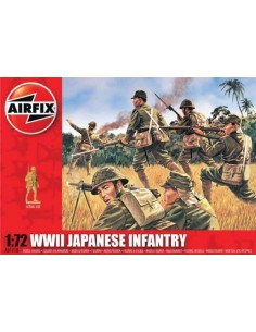 Airfix - WWII Japanese Infantry