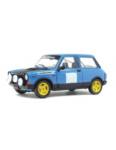 Solido - S1803801 - Autobianchi A112 Mk.5 Abarth André Chardonnet 1980  - Hobby Sector