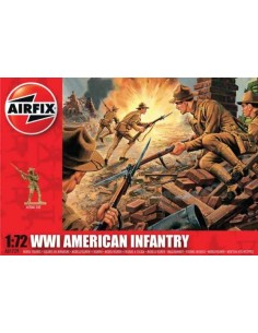 Airfix - WWII American Infantry