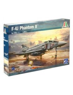 Italeri - 2781 - F-4J Phantom II  - Hobby Sector