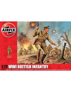 Airfix - WWI British Infantry