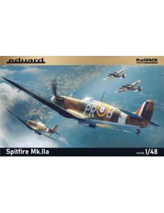 Eduard - 82153 - Spitfire MK.IIa - Profipack Edition  - Hobby Sector