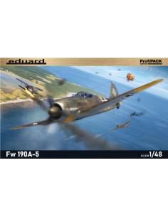 Eduard - 82149 - Fw 190A-5 - Profipack Edition  - Hobby Sector