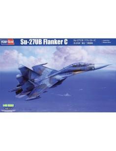 Hobby Boss - 81713 - SU-27B Flanker C  - Hobby Sector