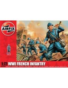 Airfix - WWI French Infantry