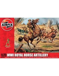 Airfix - WWI Royal Horse Artillery