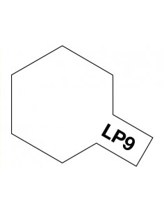 Tamiya - LP-9 - LP-9 Clear - 10ml Lacquer Paint  - Hobby Sector