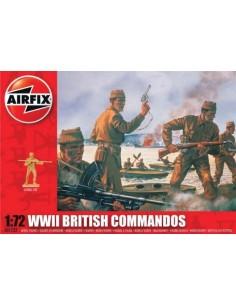 Airfix - WWII British Commandos