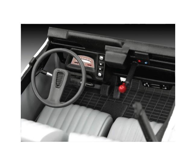 Revell - 07653 - Citroen 2CV Cocorico  - Hobby Sector