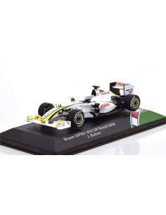 CMR - CMR43F1002 - Brawn GP001 Jenson Button GP Brazil 2009  - Hobby Sector