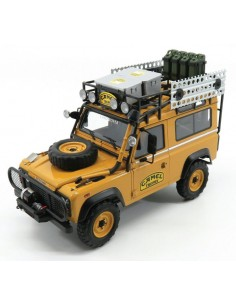 Almost Real - ALM810213 - Land Rover Defender 90 Camel Trophy Borneo 1985  - Hobby Sector