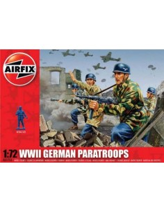 Airfix - WWII German Paratroops