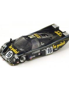 Spark - 43LM80 - Rondeau M379 B Winner 24H Le Mans 1980  - Hobby Sector