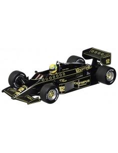 Minichamps - 540851812 - Lotus Renault 97T Ayrton Senna 1985  - Hobby Sector