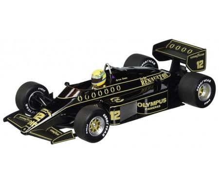 Minichamps - 540851812 - Lotus Renault 97T F1 Ayrton Senna 1985  - Hobby Sector