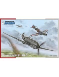 Special Hobby - SH72443 - Messerschmitt Bf 109E-3  - Hobby Sector