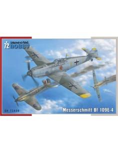 Special Hobby - SH72439 - Messerschmitt Bf 109E-4  - Hobby Sector