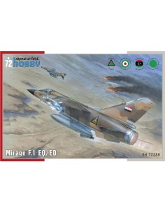 Special Hobby - SH72386 - Mirage F.1 EQ/ED  - Hobby Sector