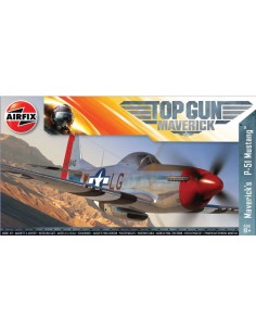 Airfix - A00505 - Top Gun Maverick's P-51 Mustang  - Hobby Sector