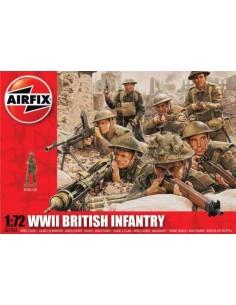 Airfix - WWII British Infantry