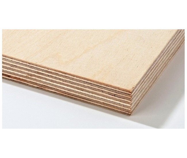 Billing Boats - BW1065 - Plywood - Wood Sheet (1 pc) 4x100x450mm  - Hobby Sector