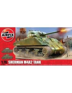 Airfix - Sherman M4A2 Tank