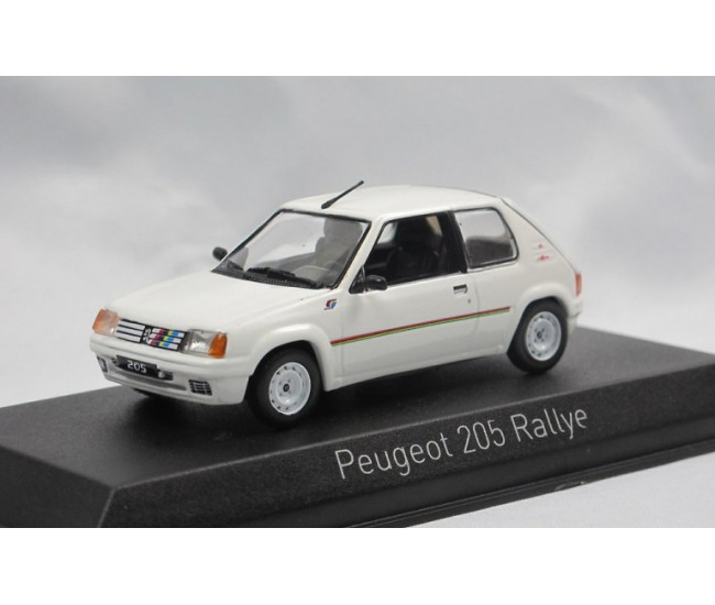 Norev - 471750 - Peugeot 205 Rallye 1988  - Hobby Sector